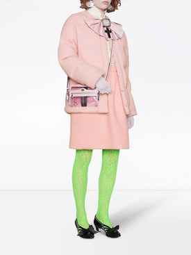 Gucci - Ophidia Mini Transparent Bag - Women