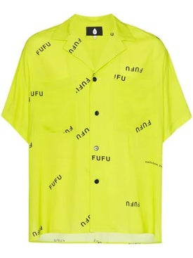 Duo - Printed Short Sleeve Shirt - Men