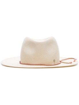 Maison Michel - Charles Roll-able Paper Straw Fedora Hat - Women