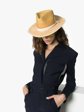 Nick Fouquet - Sol Straw Hat - Women