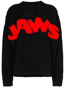 Calvin Klein 205w39nyc - Jaws Chunky Knit Jumper - Women