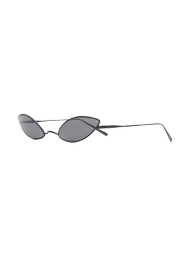 Cat Eye Black sunglasses BLACK