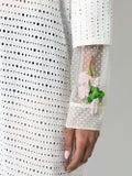 Natasha Zinko - Perforated Midi Dress - Women