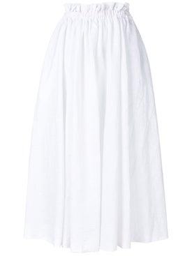 Loewe - High-waisted Full Skirt - Women