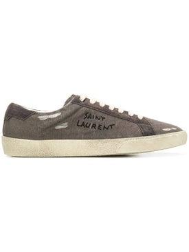 Saint Laurent - Sl/06 Sneakers Grey - Men