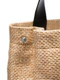 Stella Mccartney - Woven Logo Tote Bag - Women