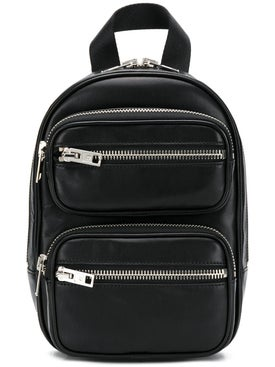 Alexanderwang - Attica Double-zipped Backpack - Backpacks