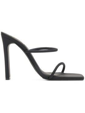 Yeezy - Graphite Minimal Sandals - Women
