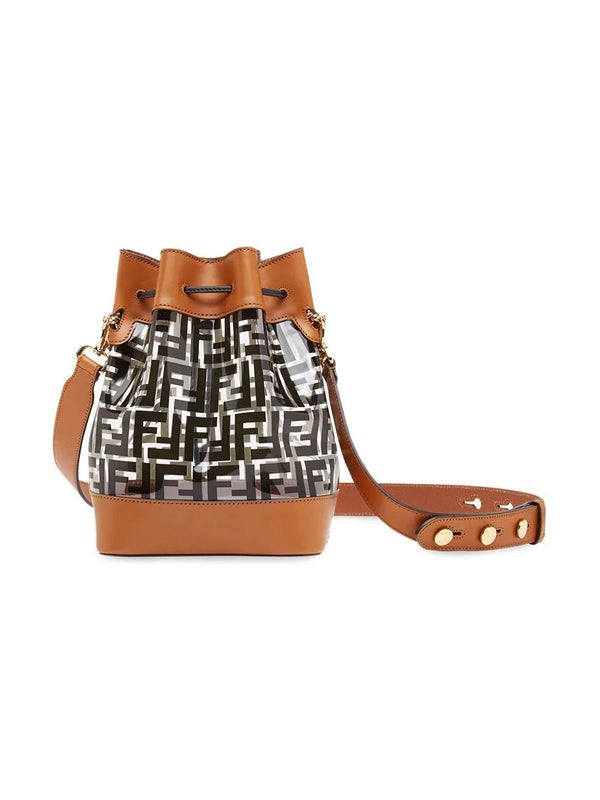 be7bc53fbf9 Fendi - Mon Tresor Bucket Bag - Women