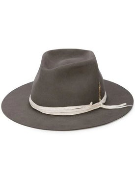 Nick Fouquet - 456 Fedora Hat Granite - Men
