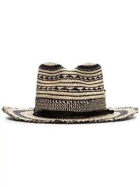 Nick Fouquet - Vagues Negra Straw Hat - Men