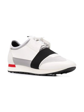 Balenciaga - Race Runner Sneakers White - Men