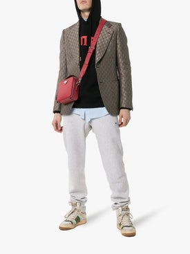 Gucci - Virtus Hi-top Sneakers Off-white - Men