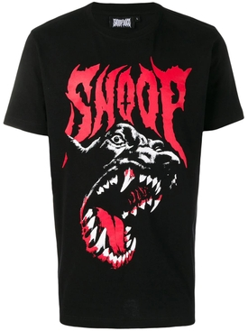 Snoop T-shirt BLACK