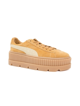 FENTY X PUMA BY RIHANNA CLEATED CREEPER BROWN