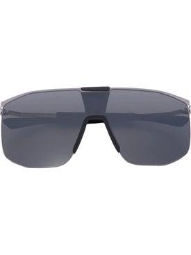 Mykita - Oversized Frame Sunglasses Grey - Sunglasses