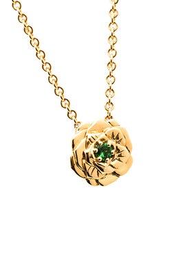 Aurelie Bidermann - Rose Pendant Necklace - Women