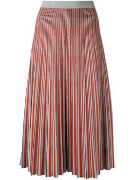 Proenza Schouler - Jacquard Knit Skirt Red - Midi