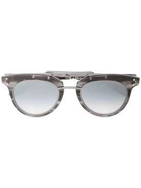Mr. Leight - Laurel Sl 50 Marbled Effect Sunglasses - Men