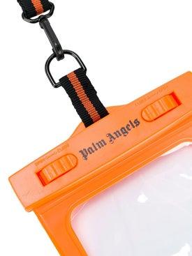 Palm Angels - Waterproof Card Holder Orange - Men