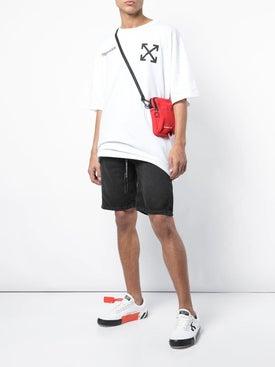 Off-white - Circle Zipper Denim Shirts - Men