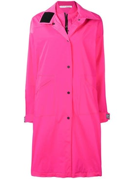 Off-white - Long K-way Trenchcoat - Women
