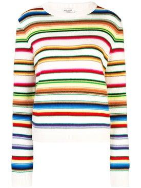 Saint Laurent - Striped Jumper - Women