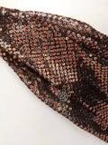 Maison Michel - Simone Sequin Embellished Headband - Women