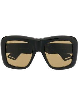 Gucci - Oversized Sunglasses - Women