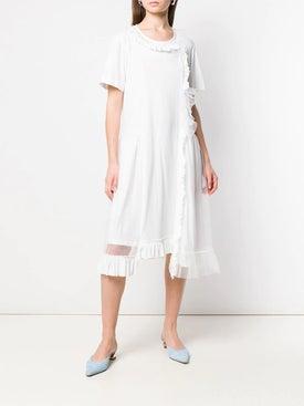 Simone Rocha - Ruffle Detail Dress - Day
