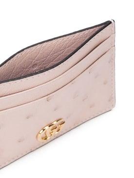 Gucci - Petit Marmont Logo Plague Cardholder - Women