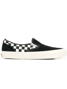 Vans - Checkered Slip-on Sneakers - Men