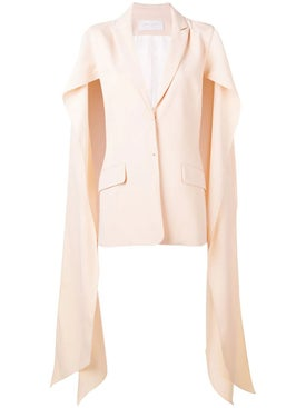 Esteban Cortazar - Draped Sleeve Tuxedo Jacket - Women