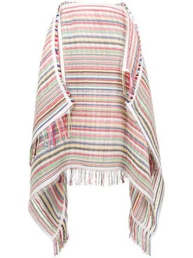 J.w. Anderson - Striped Scarf Skirt - Skirts