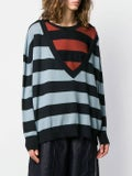 Sonia Rykiel - Bold Striped Wool Sweater - Women