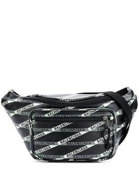 Balenciaga - Explorer Logo Belt Bag - Men