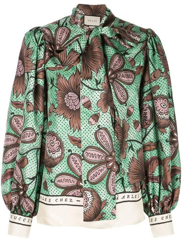 1d962c6d92205d pussy-bow blouse - WOMEN | The Webster