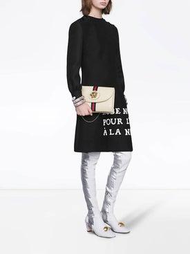 Gucci - Rajah Small Shoulder Bag - Women