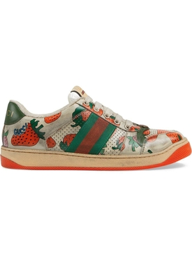 Screener Gucci Strawberry sneaker