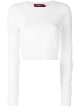 Sies Marjan - Cropped Sweater - Long Sleeved