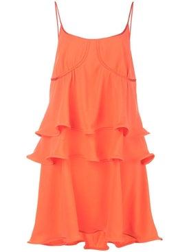 Sies Marjan - Ruffle Detail Dress - Mini