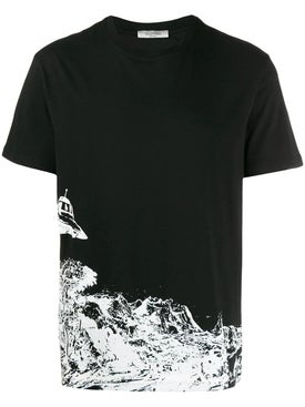 Valentino - Valentino X Undercover Time Traveler T-shirt - Men