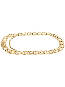 Chloé - C Logo Chain Belt - Women