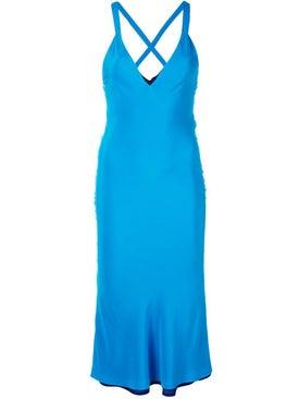 Haider Ackermann - Deep V-neck Dress - Women