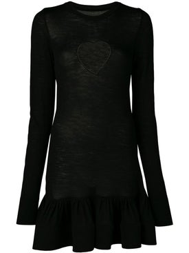 Marques'almeida - Heart Cut-out Dress - Women