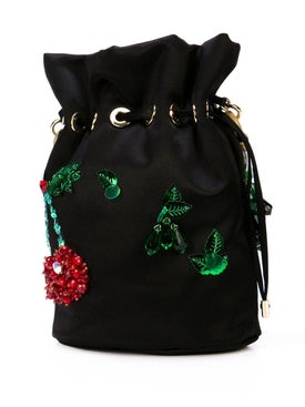 Edie Parker - Fruit Salad Embroidered Bag - Women