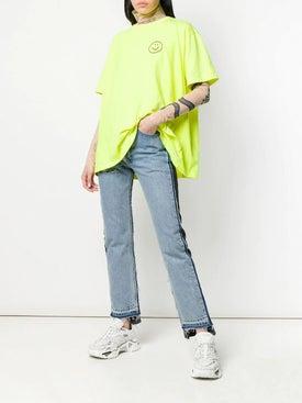 Vetements - Reworked Straight-leg Jeans - Women