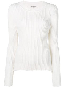 Sonia Rykiel - Ribbed Knit Jumper - Clothing