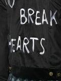 Nasaseasons - I Came To Break Hearts Velvet Jacket - Men
