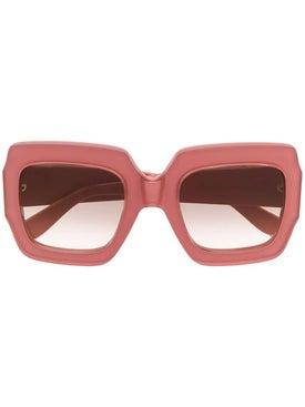 Gucci - Chunky Square Frame Sunglasses - Women
